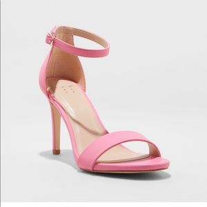 NWT A New Day Pink Myla Pumps